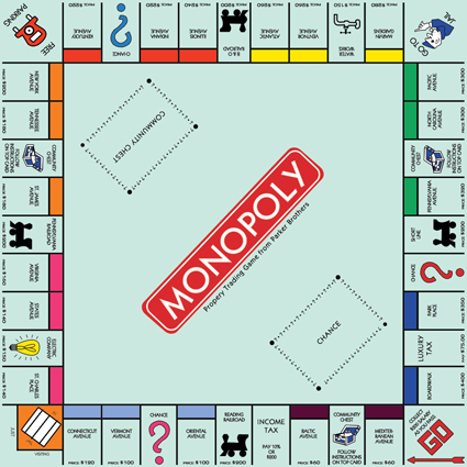 custom monopoly board template monopoly photoshop template