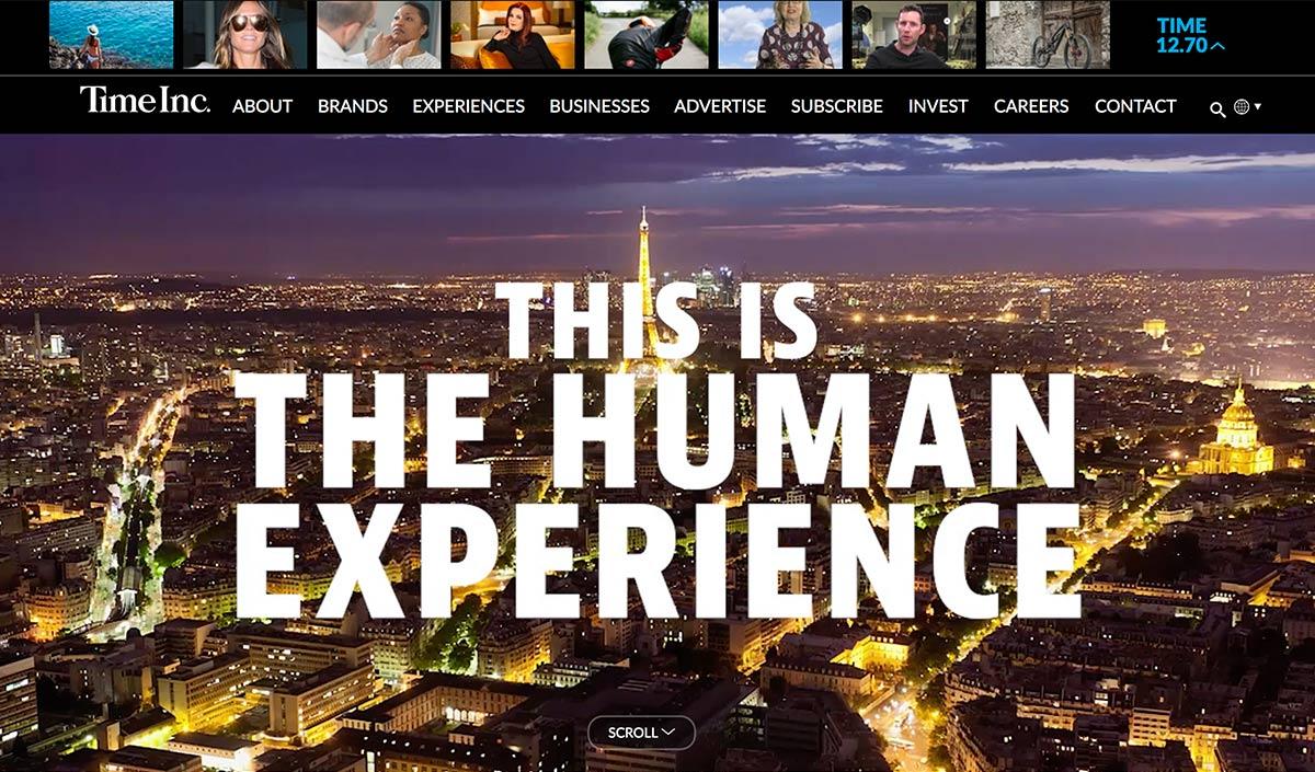 TimeInc.com Homepage