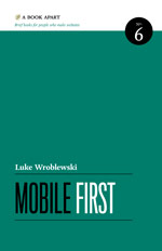 Mobile First - Coming Soon
