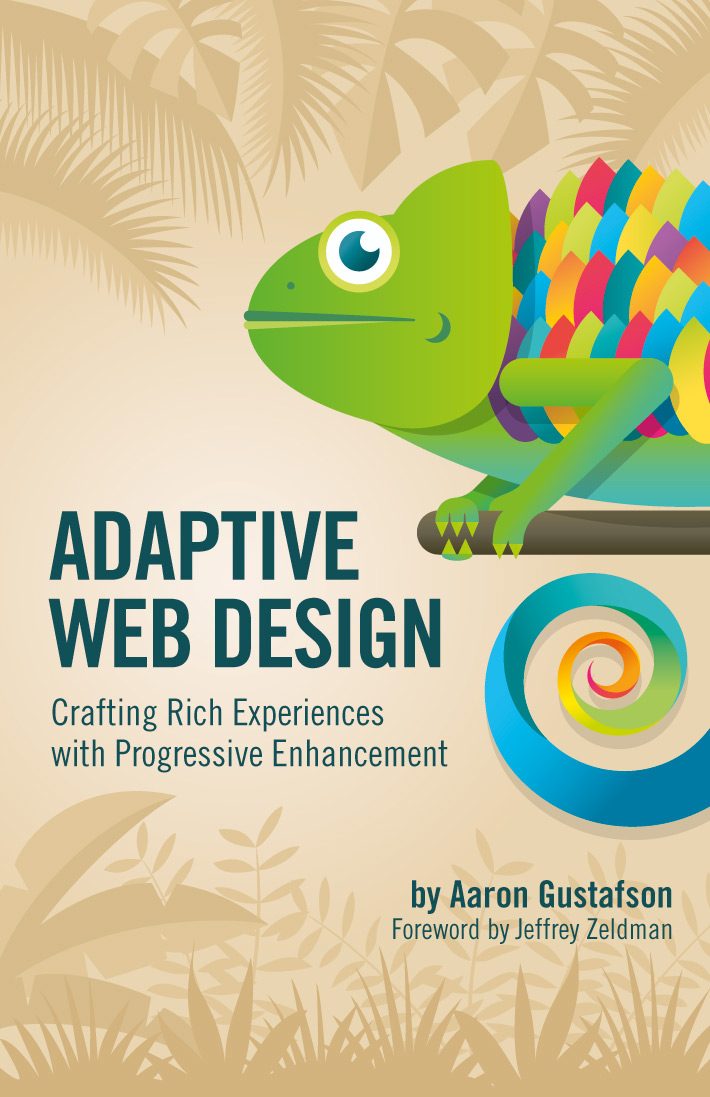 Book Cover Layout Questions : The many faces of 'adaptive design brad frost
