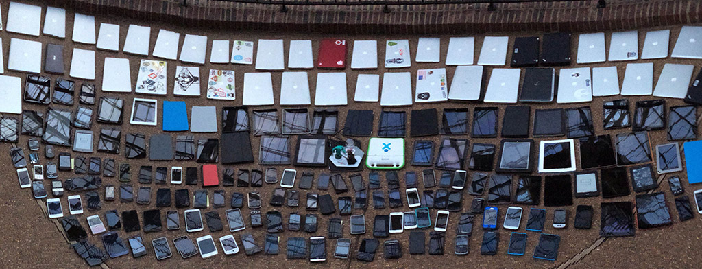 200+ Laptops, tablets, and mobile phones