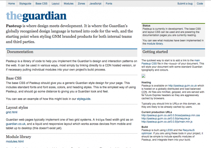 The Guardian Style Guide