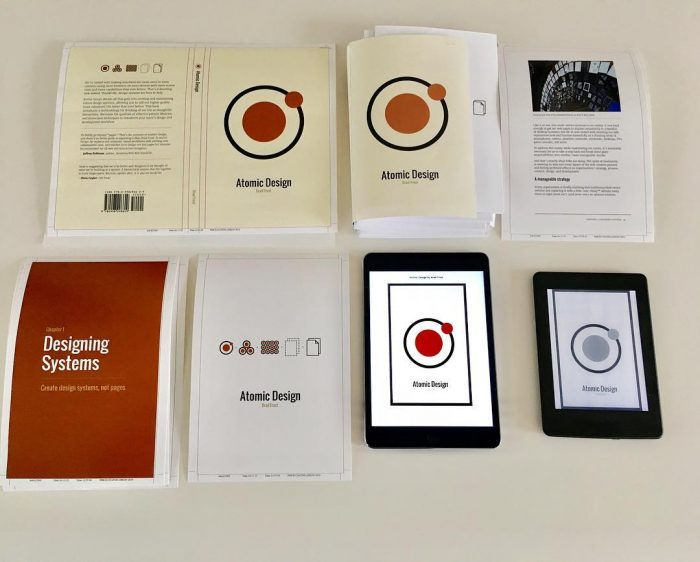 Atomic Design book proofs
